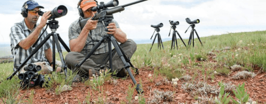 Optics for Hunting