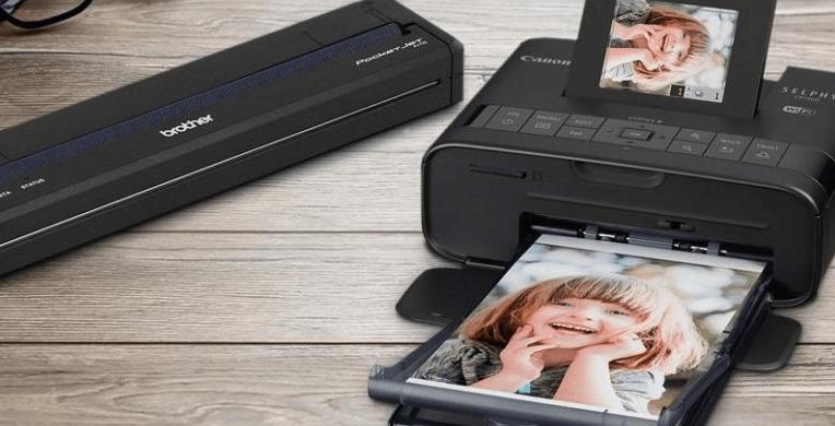 Portable Photo Printing