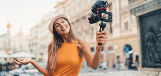 cheap vlogging camera