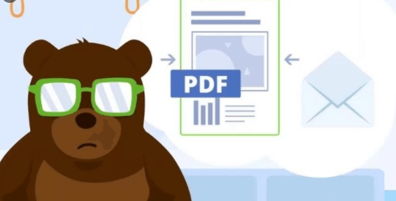 pdfbear word to pdf