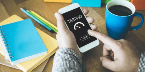 Check mobile usability
