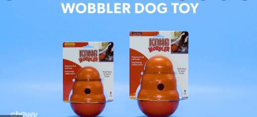 The KONG-molded Wobbler