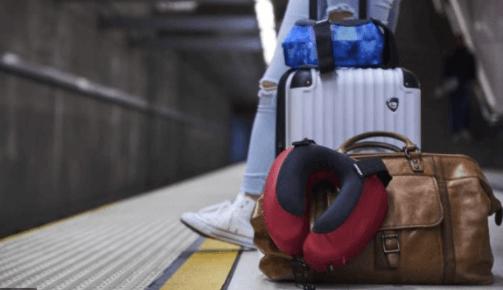 Evolution S3 travel pillow