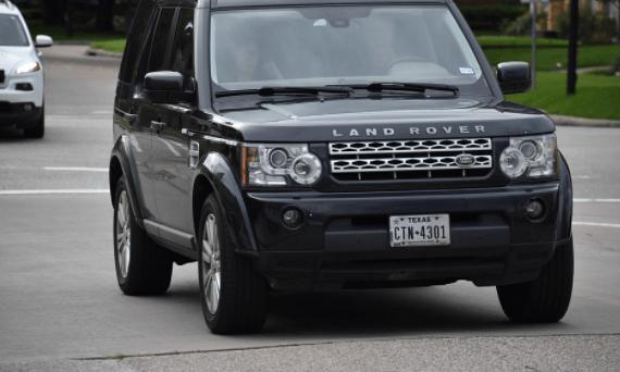 Land Rover All-Terrain Vehicle