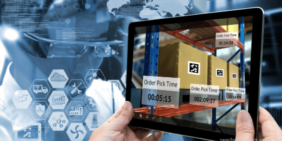 Technology in Logistics Company