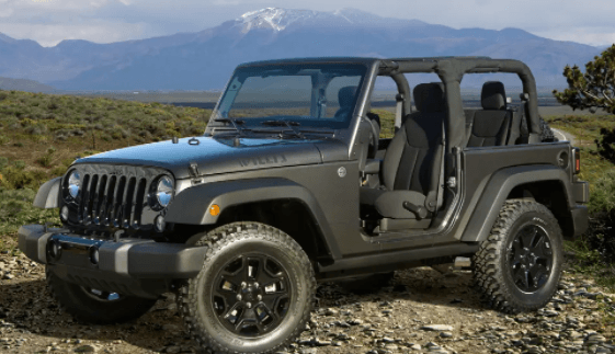 The Jeep All-Terrain Vehicle